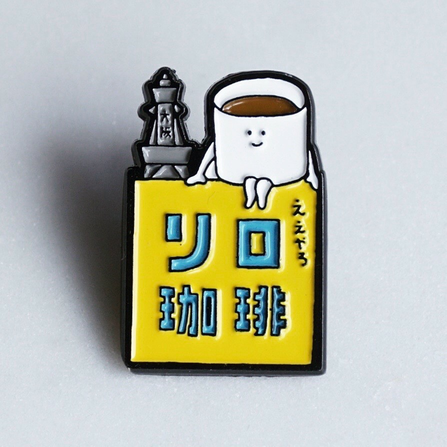 Pin Badge【Character】