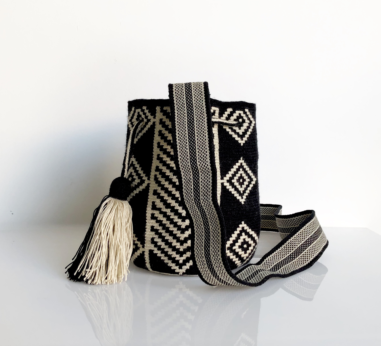 ワユーバッグ(Wayuu bag) Exclusive line Lサイズ