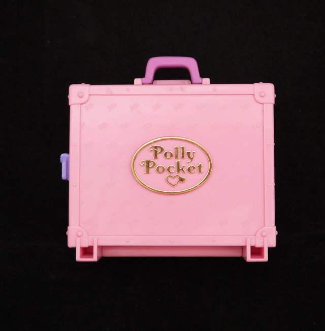 ポーリーポケット  うきうき海外旅行 1996年完品