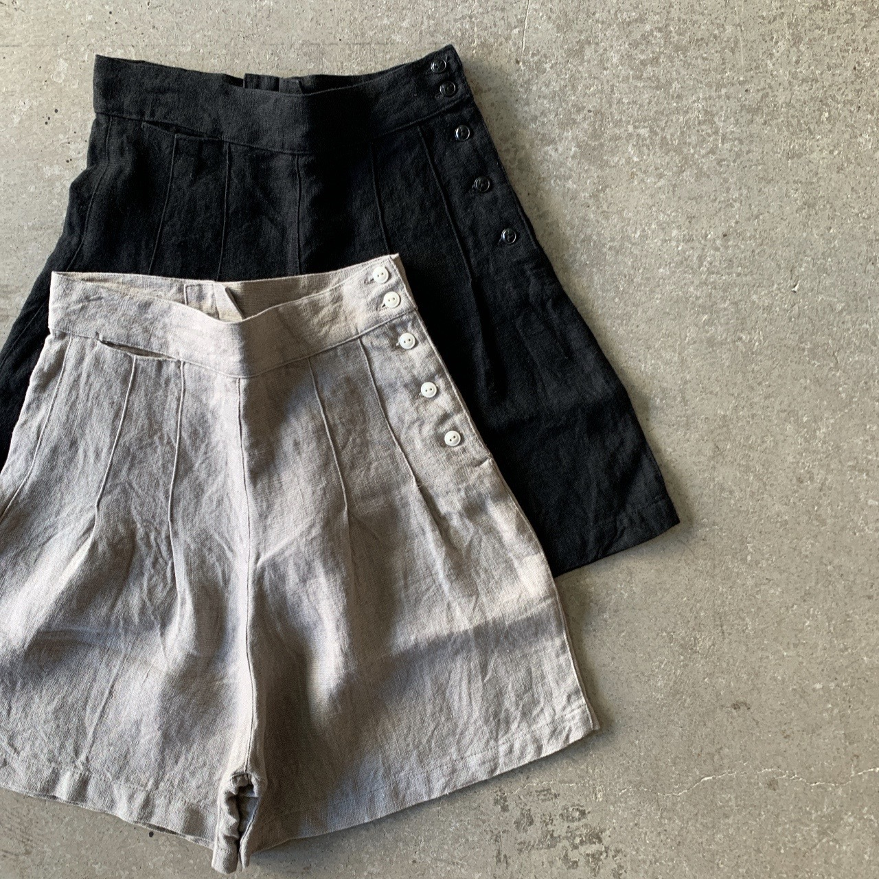 YOUNG&OLSEN - OLSEN'S EXERCISE SHORTS LN