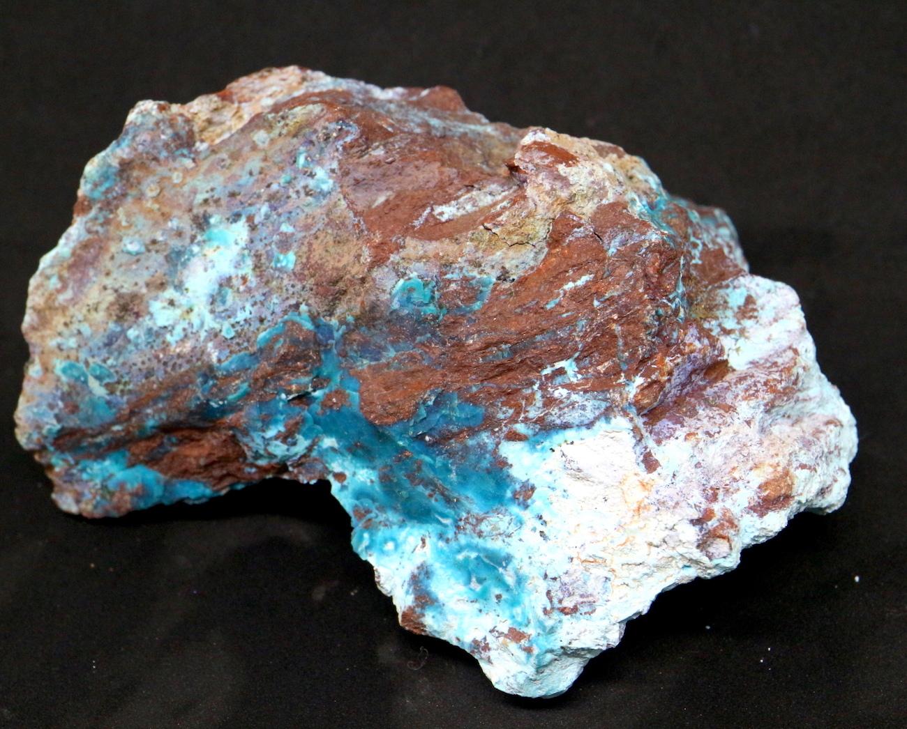 クリソコラ 孔雀石 アリゾナ州  366,7g CHS008  鉱物 天然石 原石