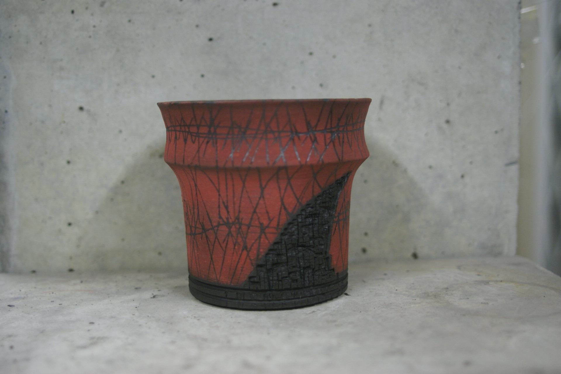 KAMAKAZE CYLINDER RED 05