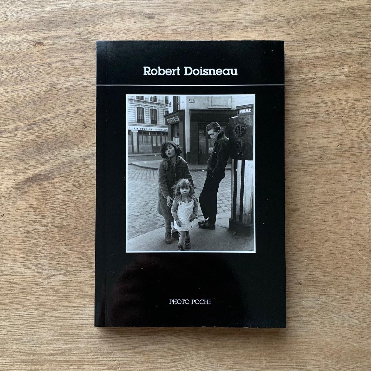 Robert Doisneau   (ロベール・ドアノー) PHOTO POCHE 5