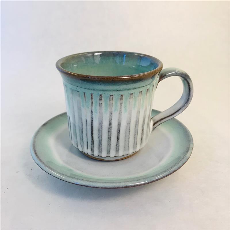 いそべ陶苑9-11 コーヒー&ソーサー