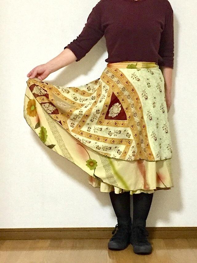 dss-040 巻きスカート ショート