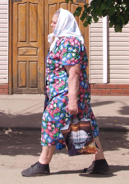 ロシアのお母さんセット(ルームウェアセット)