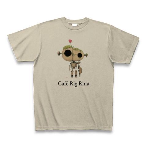 Tシャツ(シルバーグレー)