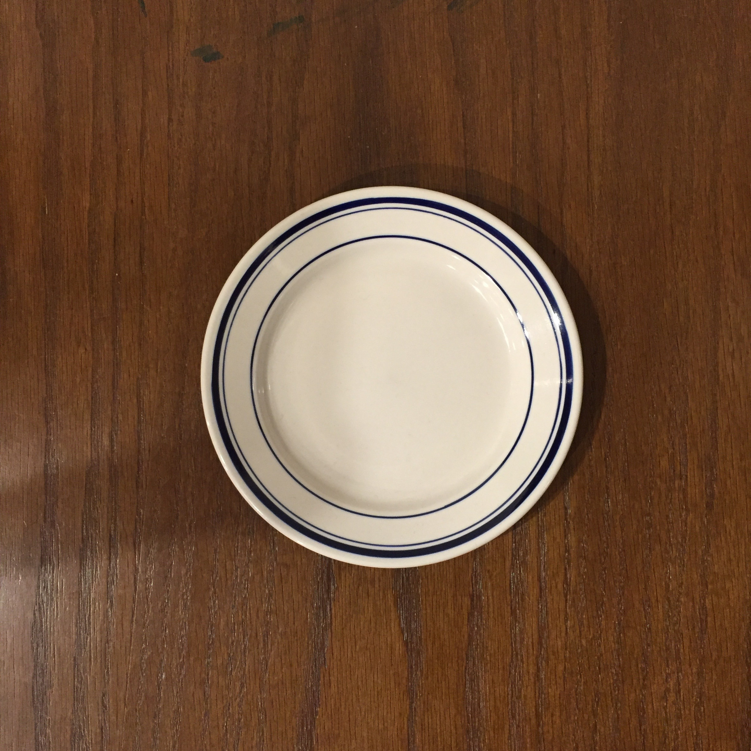 AMERICAN DINER WARE SMALL PLATE