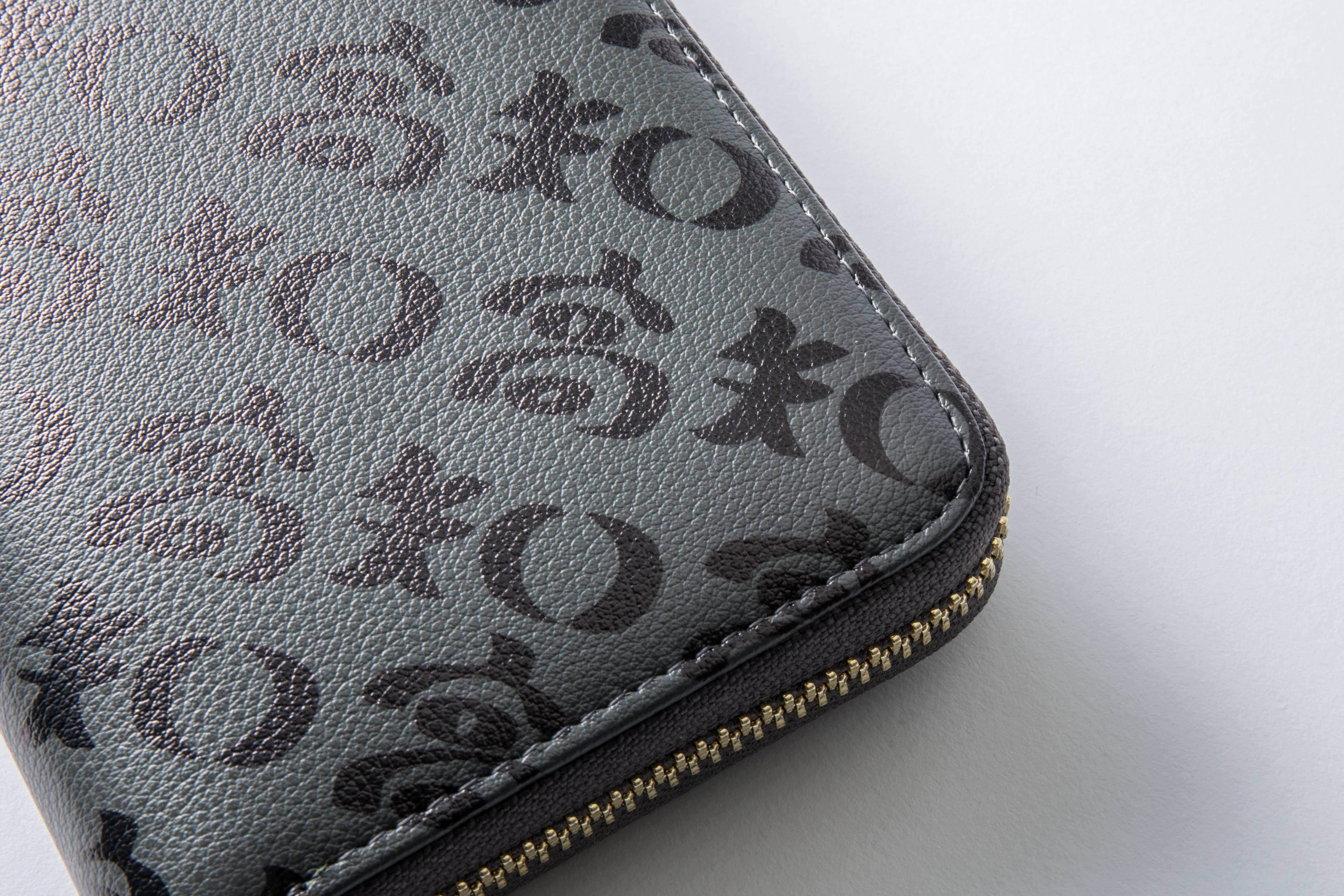 694d21e094fa 高知の財布 グレー×ブラック 一週間以内での発送予定 | 「高知」ブランド ...