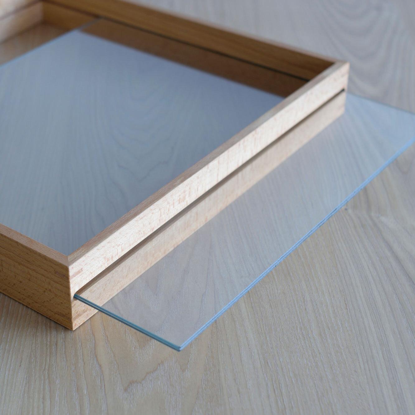 Flow Frame / L 交換用 ガラス
