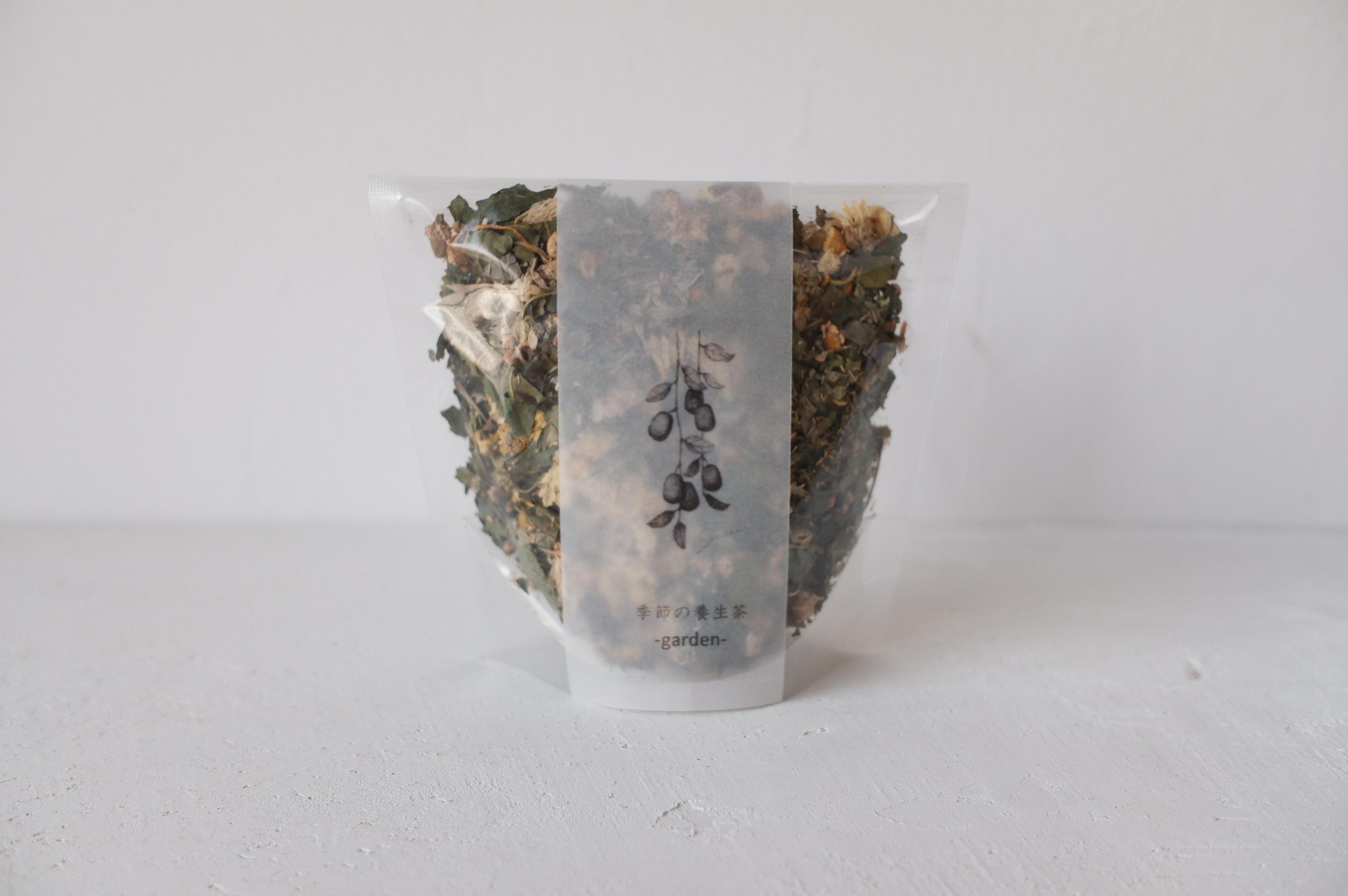 草々 sousou 季節の養生茶 〈 garden 〉 40g