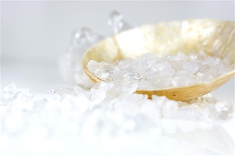 ヒマラヤ産水晶さざれ石70g - 画像2