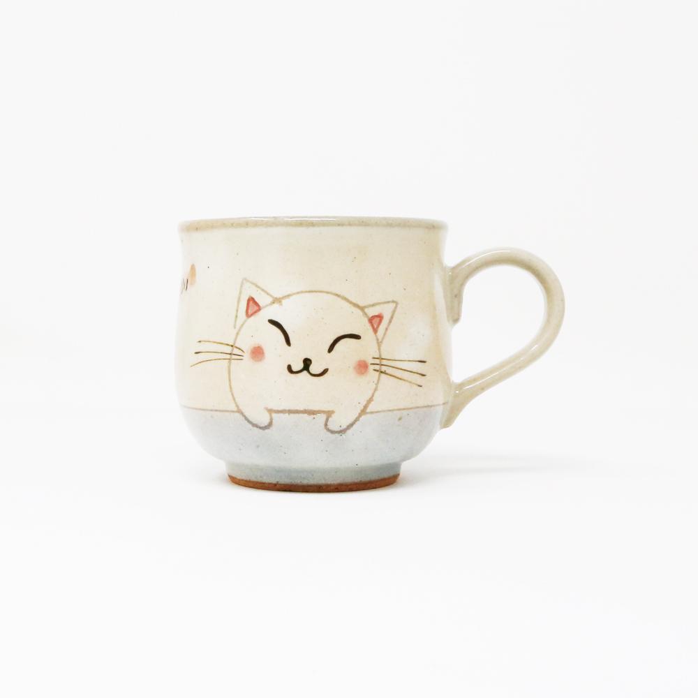 猫マグカップ(ちぃちゃなマグ)