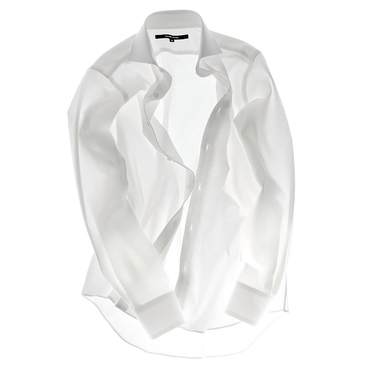DJS-787X decollouomo メンズドレスシャツ overture - オーダーメイド