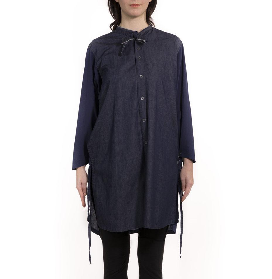 DENIM SHIRT SCARF デニムシャツスカーフ 日本製
