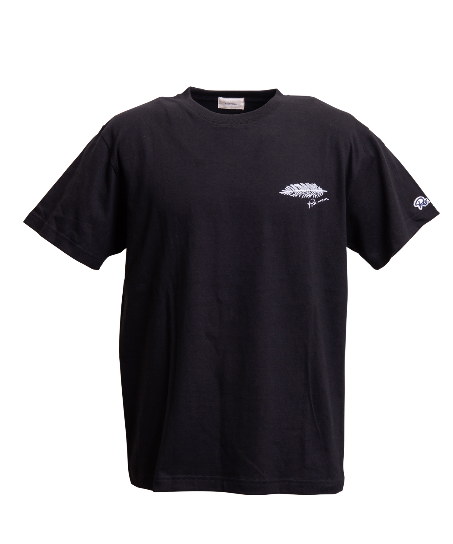 PALM REAF LOGO T-shirt[REC218]
