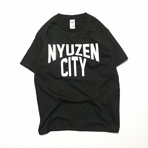 NYUZEN CITY Tシャツ【入善町】