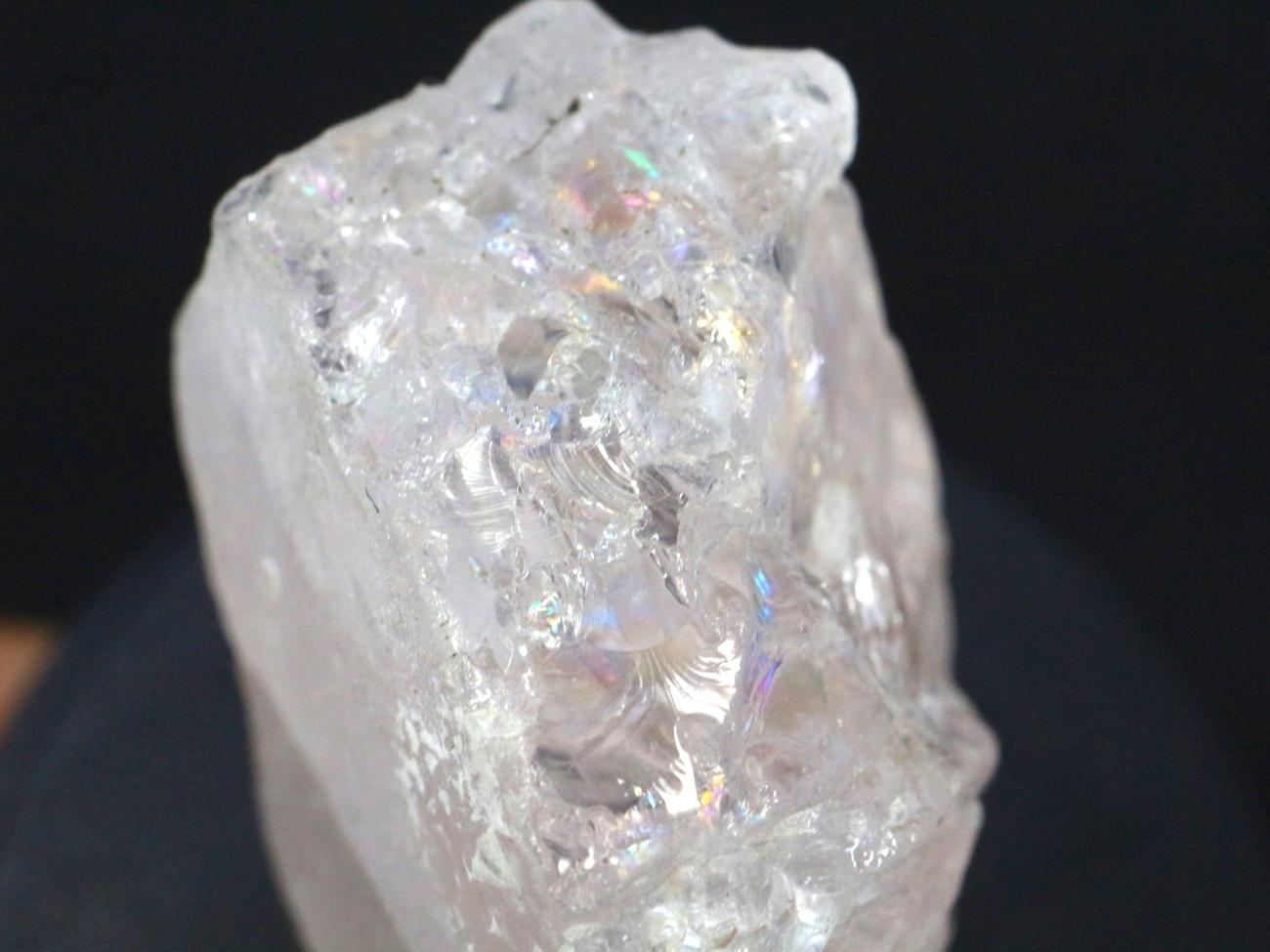 希少!モルガナイト  原石 天然 非加熱 モルガン石  AQ010 9,3g