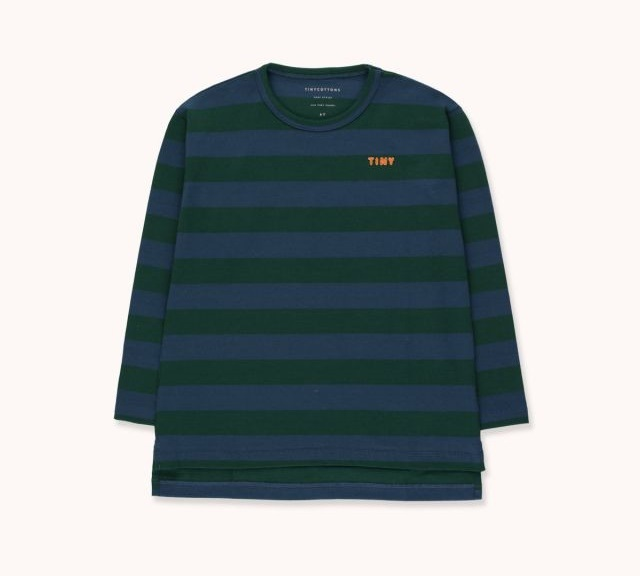 """TINYCOTTONS タイニーコットンズ """"TINY"""" STRIPES TEE  size:4Y(100-110)・8Y(120-130)"""