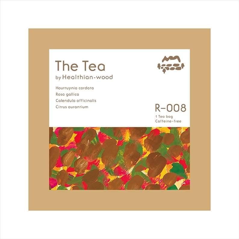 The Tea  R-008(3個入)