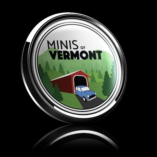 ゴーバッジ(ドーム)(CD1104 - CLUB Minis of Vermont) - 画像5