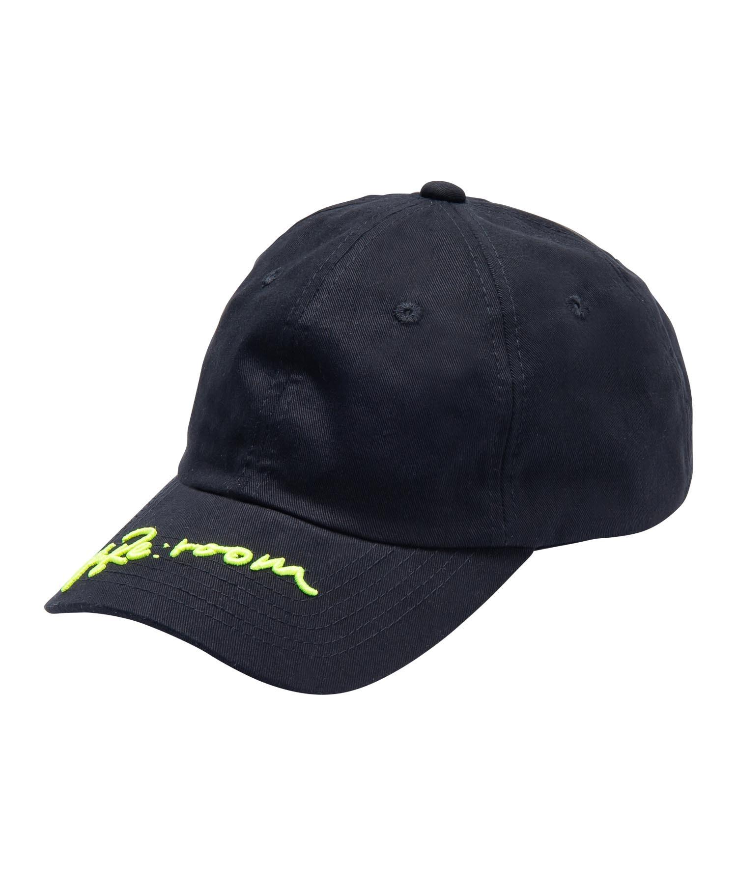 EMBROIDERY VISOR 3D LOGO TWILL CAP[REH090]