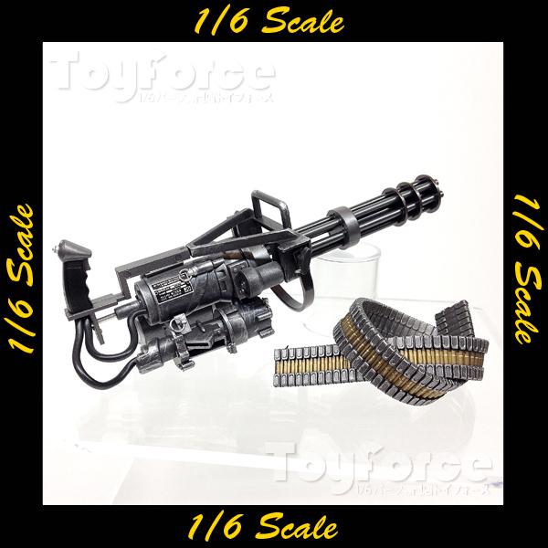 【02935】 1/6 Coo M134 ミニガン
