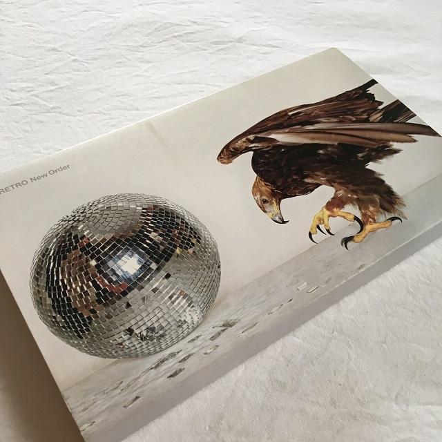 【CD x4・国内盤】ニュー・オーダー / RETRO