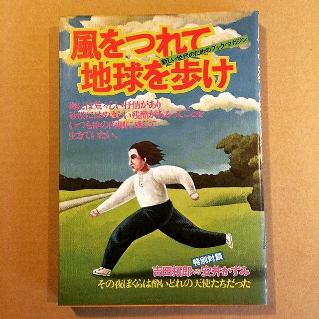 サブカルチャーの本「風をつれて地球を歩け」 - 画像1