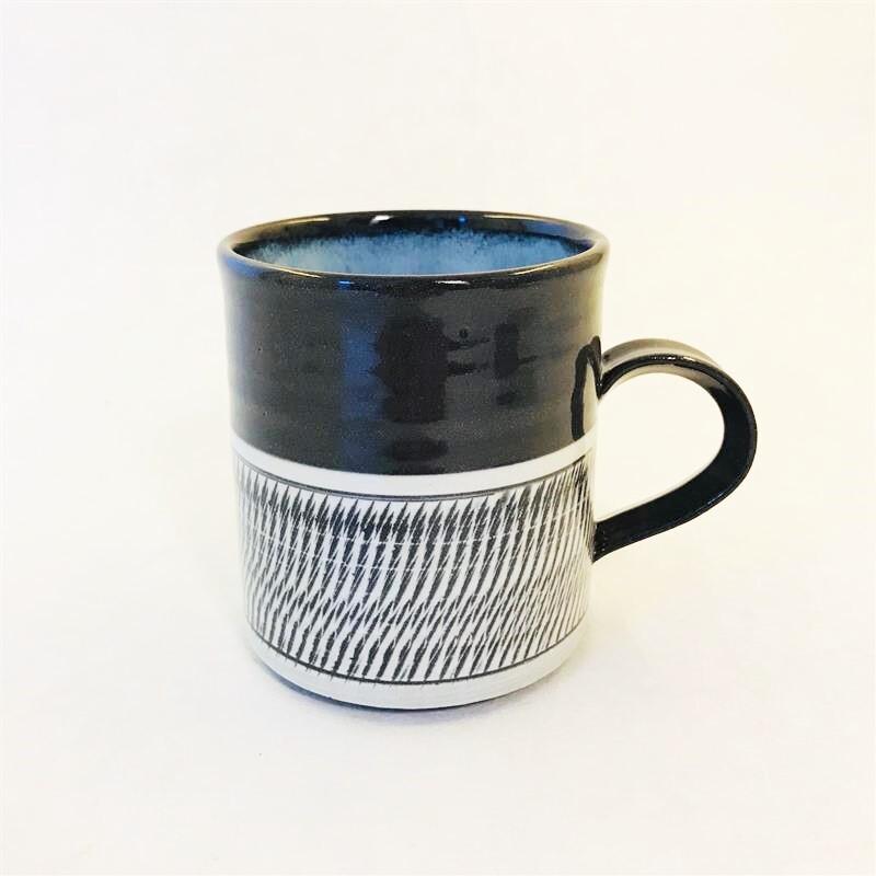 仲田製陶11-7 L型マグカップ