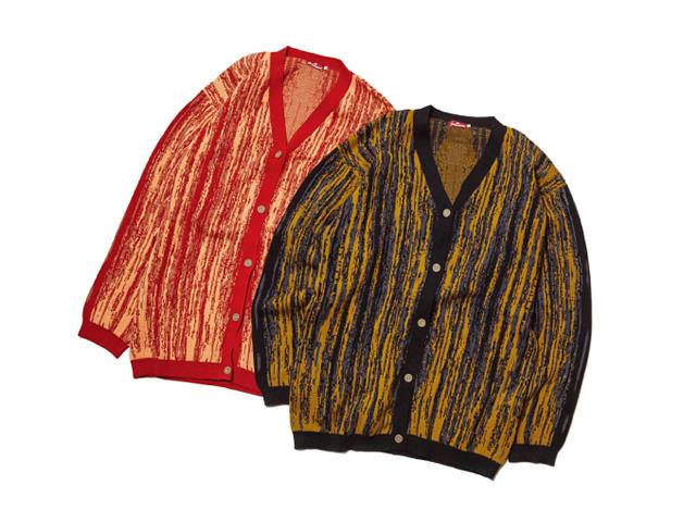HELLRAZOR|Timber Cardigan Sweater