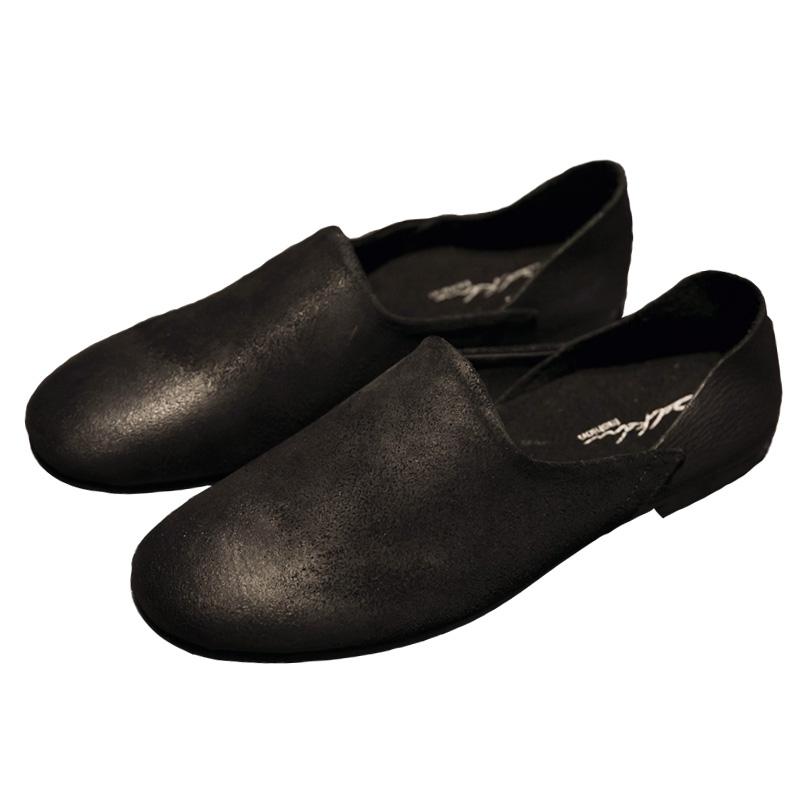 f5d5e68b71683 お届けまで15日以内☆ ierra08 シューズ ベージュ 茶色 黒 ブラック モード系 モノトーン 靴