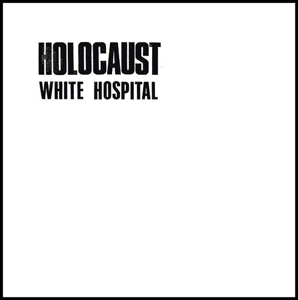 White Hospital ‎– Holocaust. CD - 画像1
