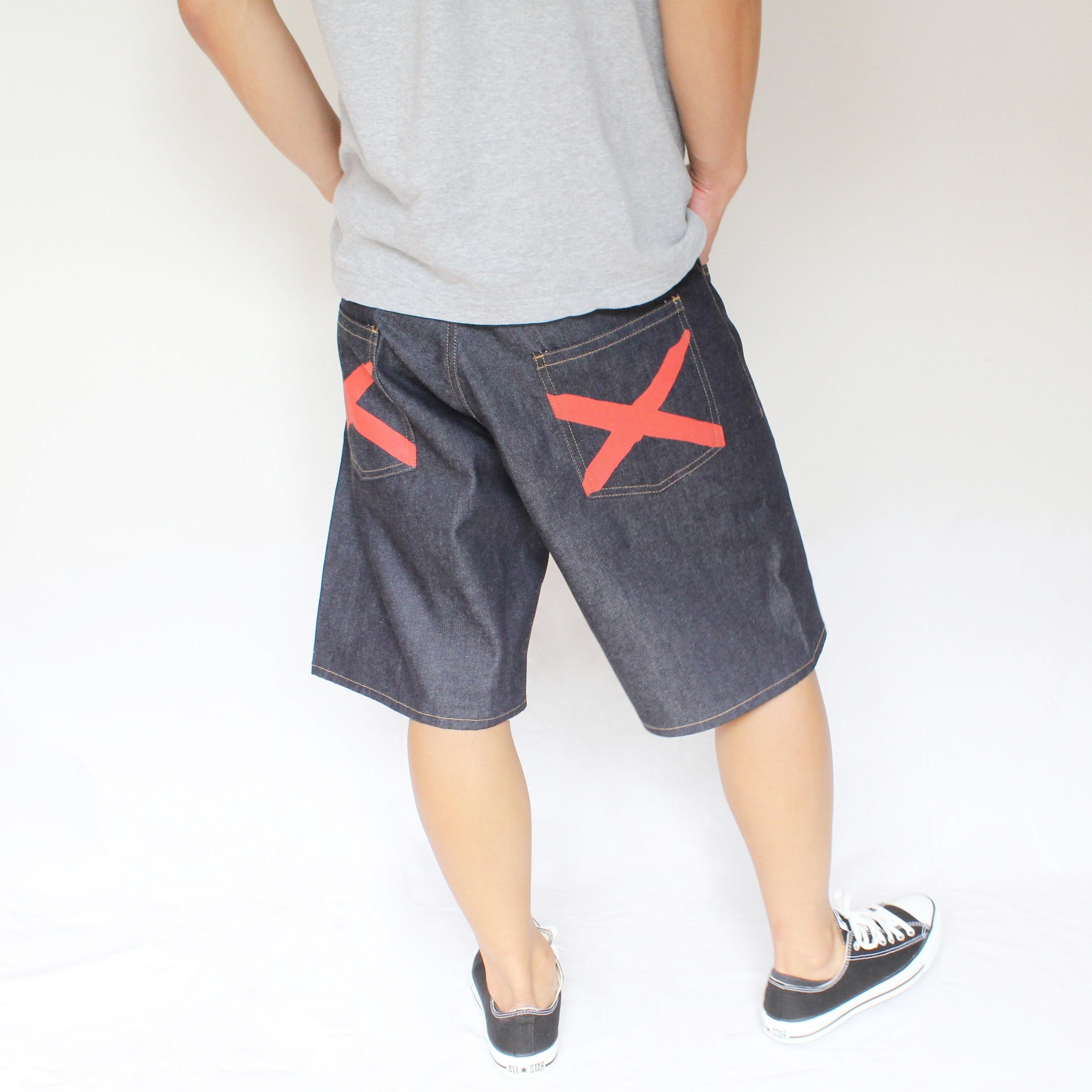 boy shorts PRINT - 画像1