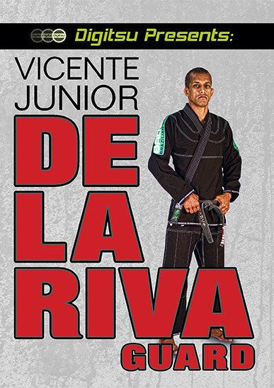 デラヒーバ ヴィセンチ・ジュニオール DVD|ブラジリアン柔術DVD