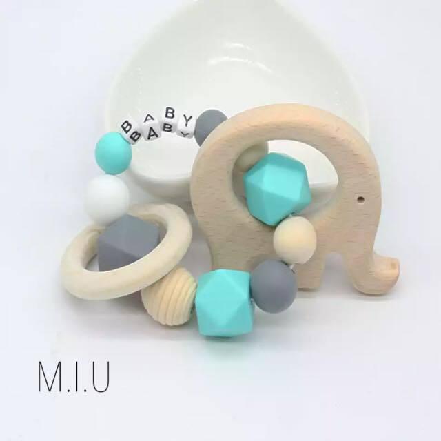 お名前入り木製おもちゃ #MIU504
