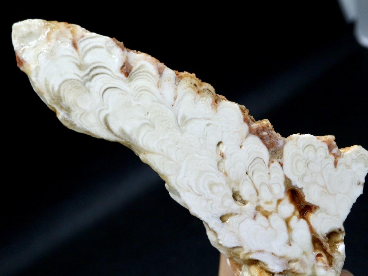 レア!ケーヴオニキス カリフォルニア産 71,5g CV012 鉱物 天然石 原石 パワーストーン