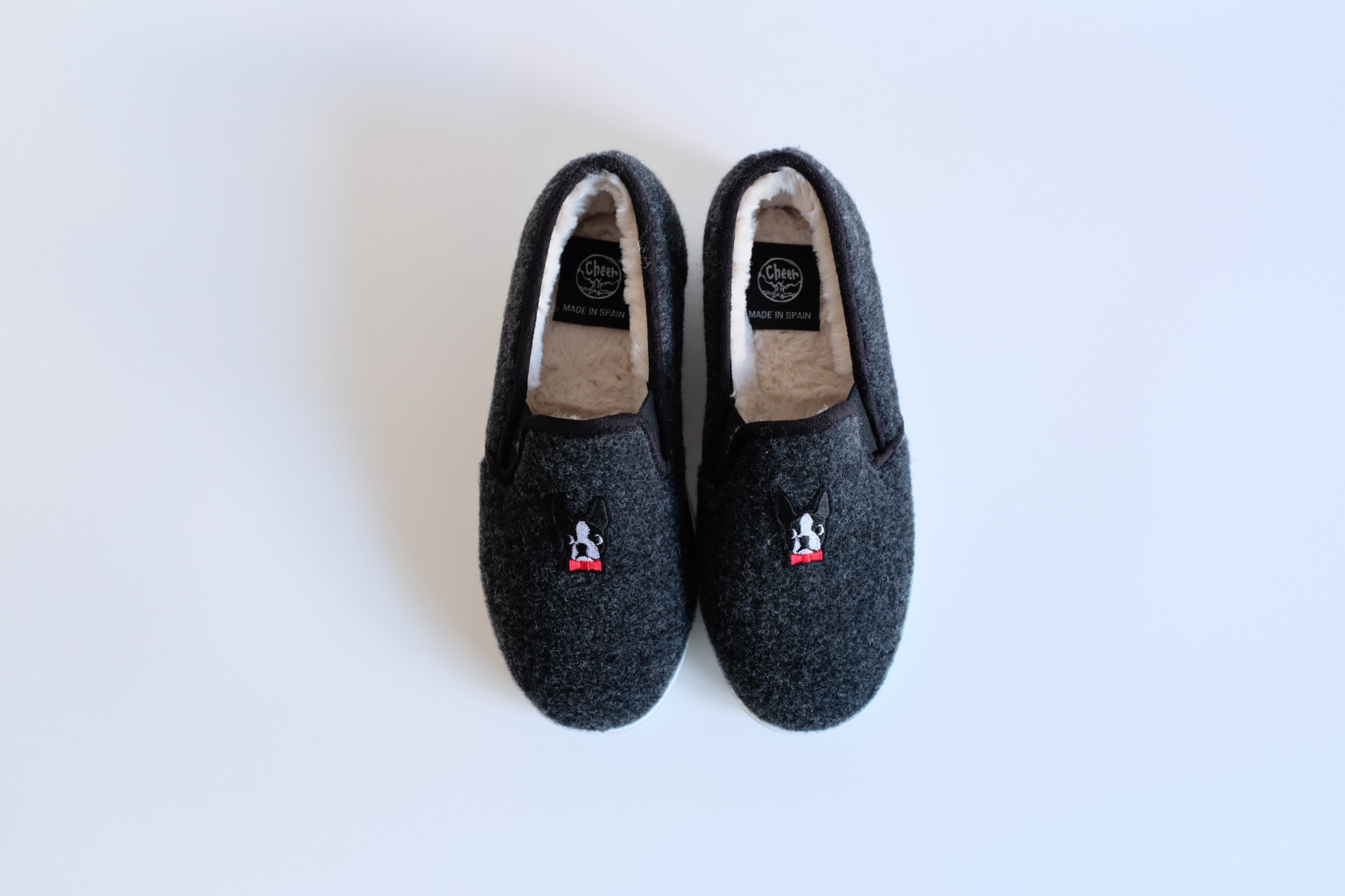 "SBW ""Boogie Boston"" Slip-on shoes"