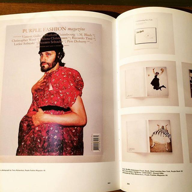 ファッションの本「Purple Anthology」 - 画像3