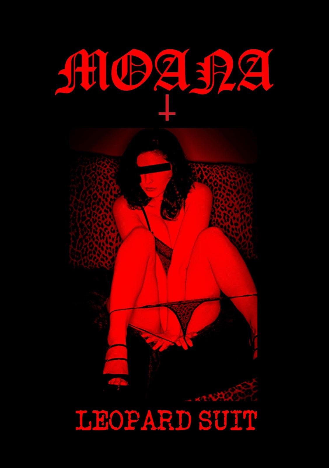 MOANA - LEOPARD SUIT  Tape - 画像1