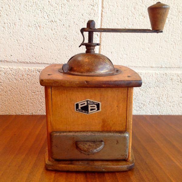 Vintage Coffee Grinder #4