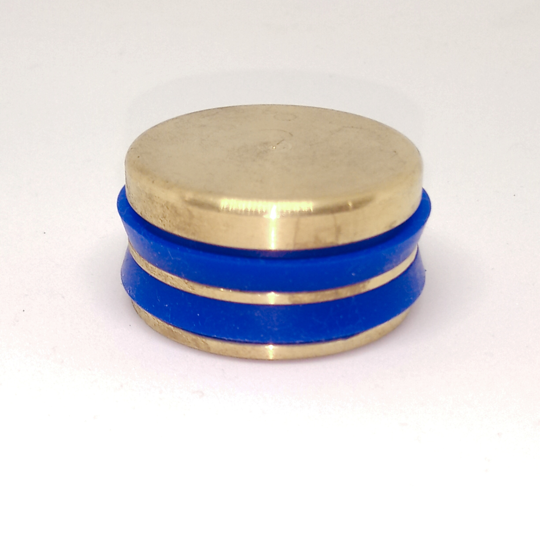 パヴォーニ Lever● 真鍮製ピストン + シリコンガスケット