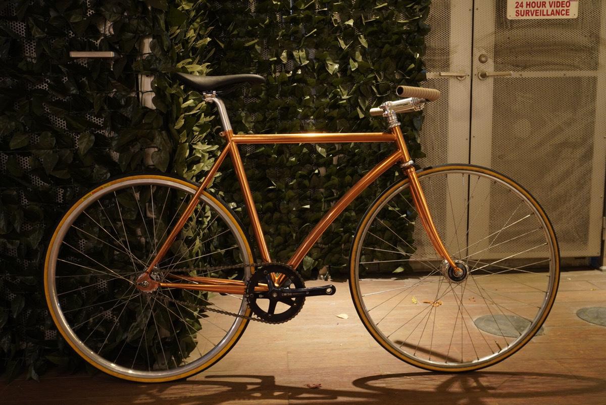 GORILLA ゴリラ URBAN CYCLING LAMA Sサイズ 52cm/CUSTOM BIKE