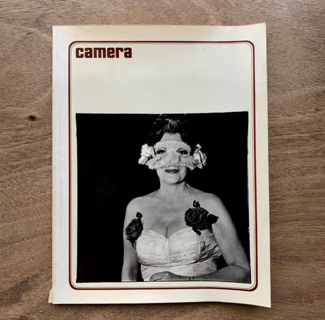 CAMERA No11 / 51th year / C.J.BUCHER.LTD / 1972
