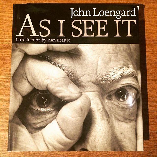 写真集「As I See It/John Loengard」 - 画像1