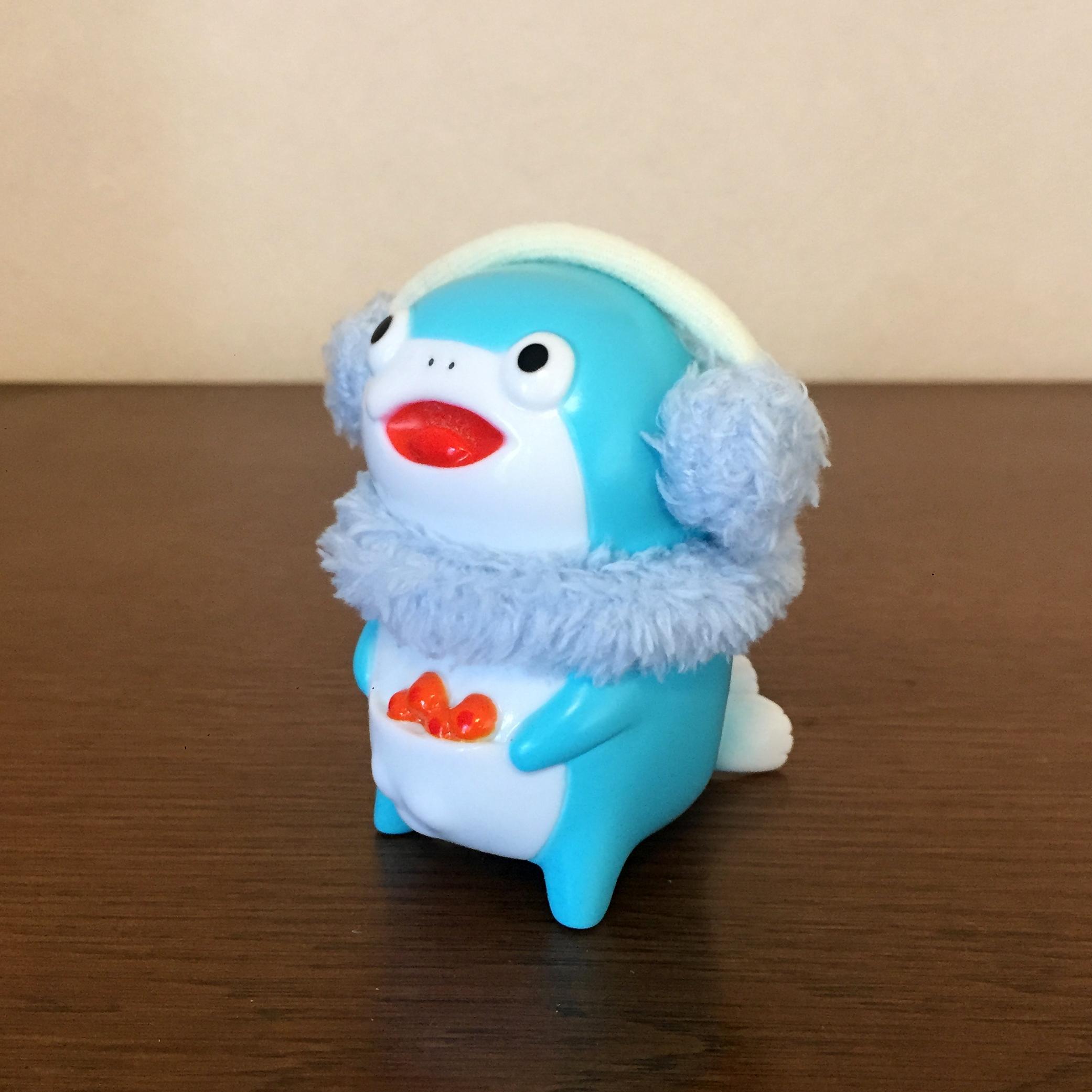 モコモコマフラー&耳あてセット(ソフビ用)