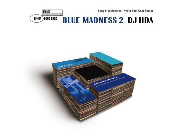 DJ IIDA|BLUE MADNESS 2