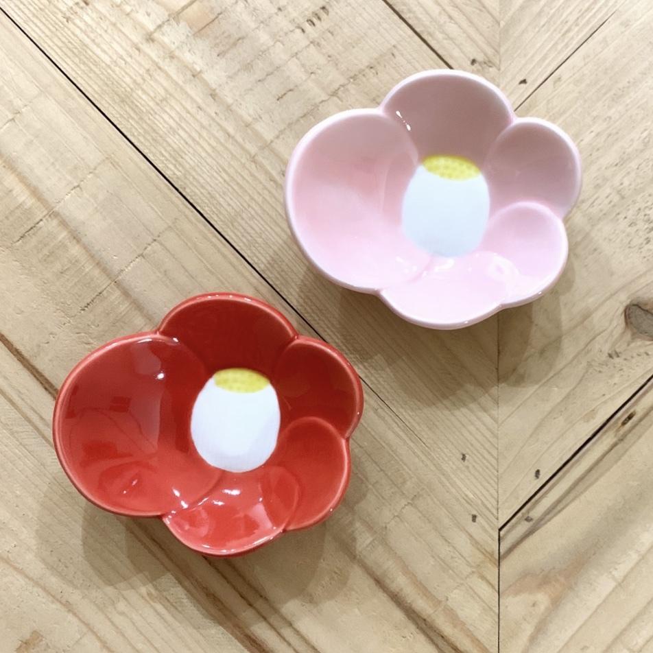 椿  小皿