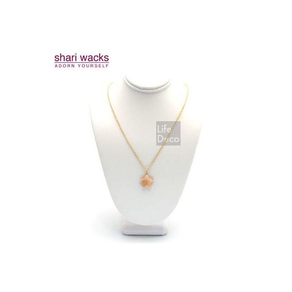 Shari Wacks シャリワックス スター ネックレス オリジナル