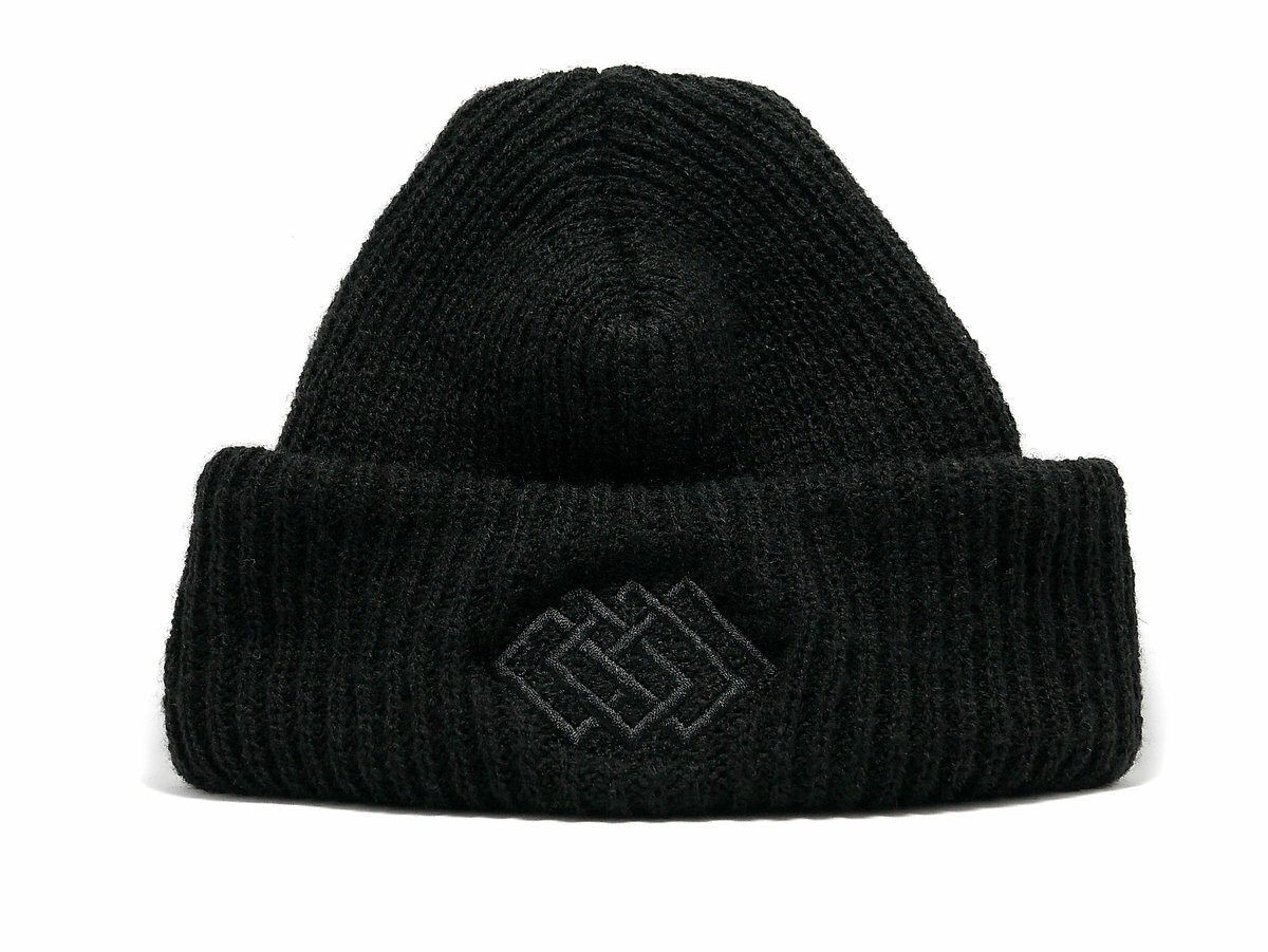 黒電話666 (BLACKPHONE666) - HAT002(KNIT CAP)